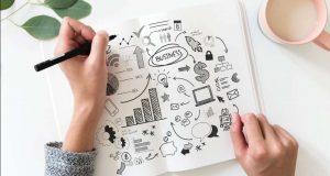 schéma création entreprise